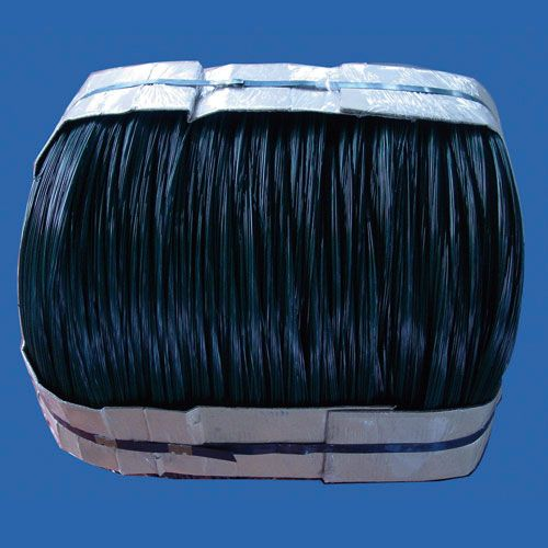 Pvc Pe Coated Wire Anbao Qinhuangdao Wire Amp Mesh Co Ltd