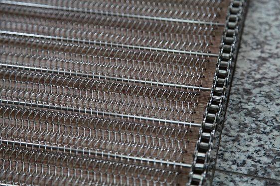 Balance Weave Conveyor Belt Anbao Qinhuangdao Wire