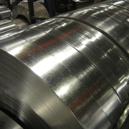 Galvanized Steel Strips And Tapes Anbao Corp