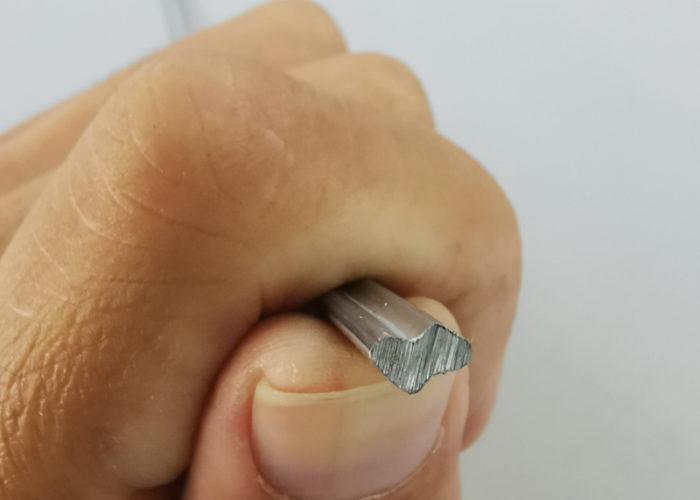 Z-profiled-wire